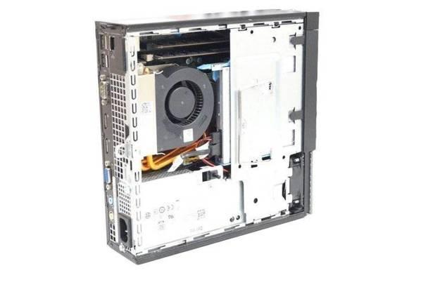 DELL 7010 USFF i3-3240 8GB 120GB SSD WIN 10 HOME