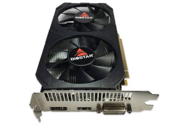 BIOSTAR RADEON RX560 4GB GDDR5 HDMI 128-bit