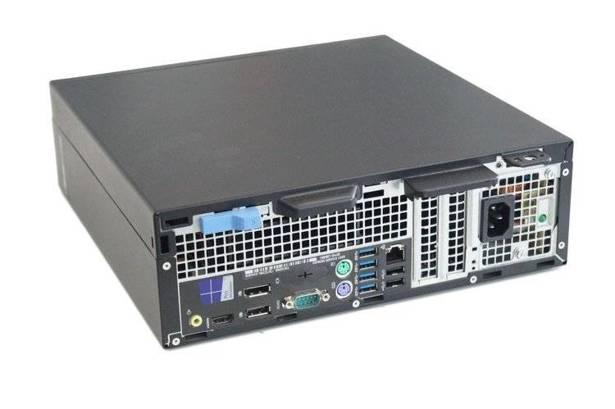 DELL 5040 SFF i3-6100 8GB 240GB SSD WIN 10 HOME