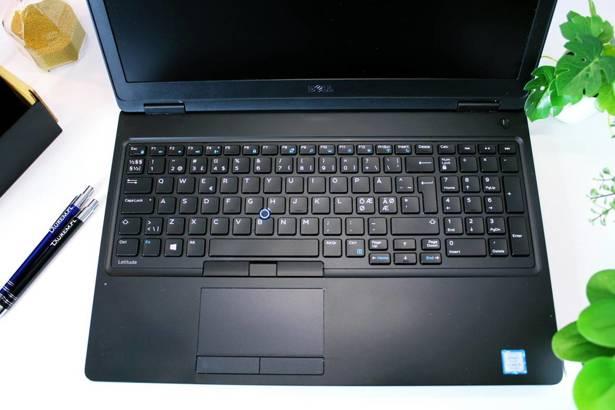 DELL 5580 i5-6200U 8GB 240GB SSD FHD WIN 10 HOME