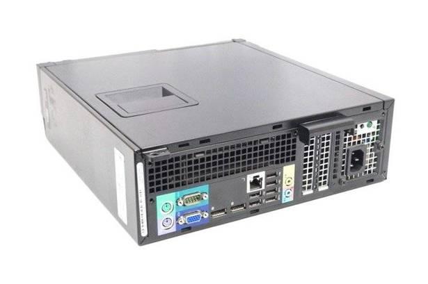 DELL 7010 SFF i5-3470 4GB 120GB SSD WIN 10 HOME