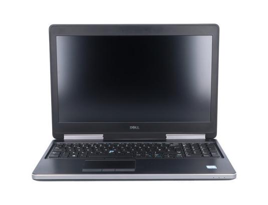 DELL 7510 I7-6820HQ 8GB 120GB SSD FHD nVidia QUADRO M1000M WIN 10 HOME