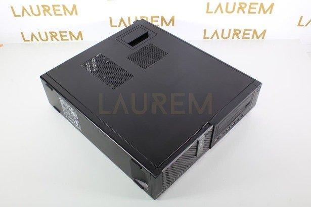 DELL 9010 DT i3-3220 4GB 240GB SSD WIN 10 HOME