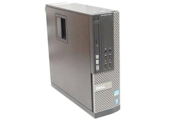 DELL 9010 SFF i5-3470 16GB 120GB SSD WIN 10 HOME
