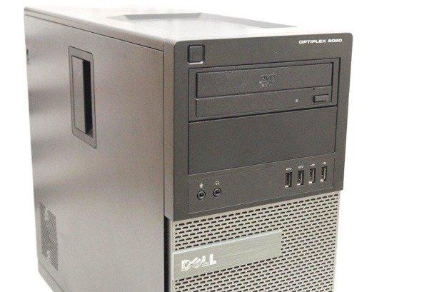 DELL 9020 TW i7-4770  8GB 240GB SSD WIN 10 HOME