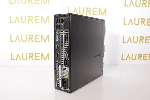 DELL 9020 USFF i3-4130 8GB 240GB SSD WIN 10 PRO
