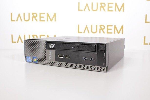 DELL 9020 USFF i3-4130 8GB 256GB SSD WIN 10 HOME