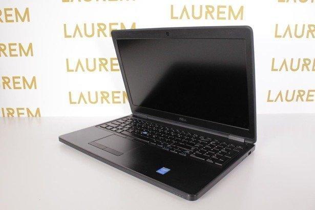 DELL E5550 i5-5200U 8GB 240SSD FHD WIN 10 HOME