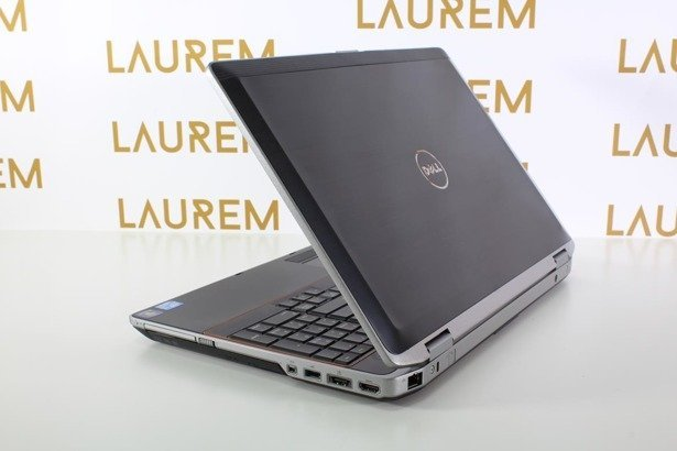 DELL E6520 i5-2520M 4GB 120GB SSD WIN 10 PRO