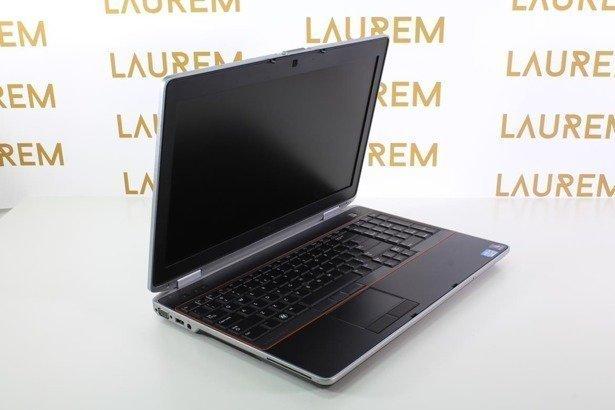DELL E6520 i7-2640M 8GB 120SSD FHD 4200M WIN10 PRO