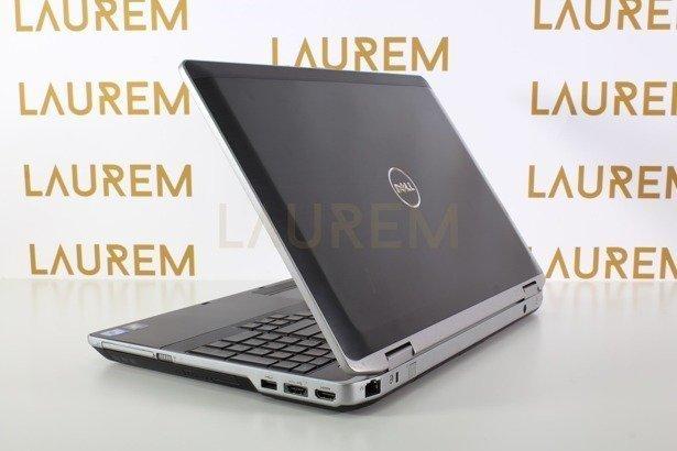 DELL E6530 i5-3320M 4GB 320GB FHD WIN 10 PRO