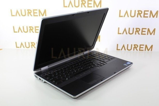 DELL E6530 i5-3320M 8GB 320GB HD+ WIN 10 PRO