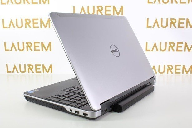 DELL E6540 i5-4300M 4GB 120GB SSD 8790M WIN10 HOME