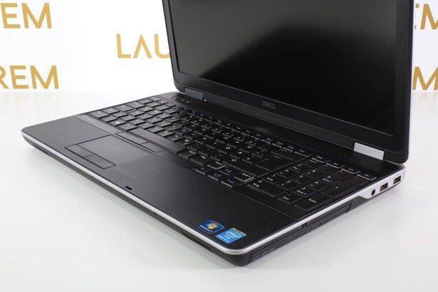 DELL E6540  i7-4800MQ 4GB 120GB SSD FHD WIN 10 PRO