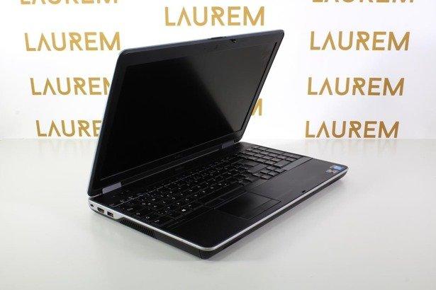 DELL E6540 i7 8GB 120SSD FHD 8790M WIN 10 HOME