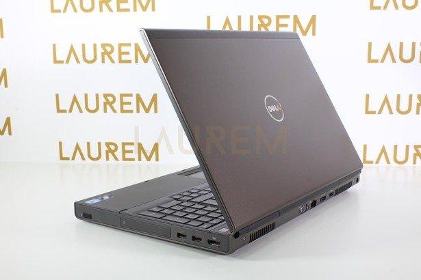 DELL M4700 i7-3840QM 8GB 120SSD K2000M FHD W10PRO