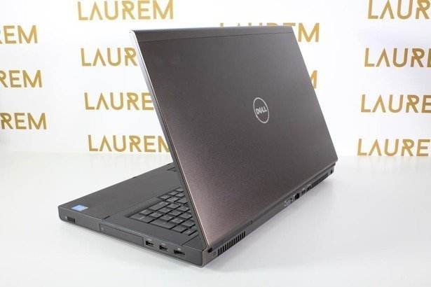 DELL M6800 i7-4800Q 16GB 240SSD K4100M HD+ WIN 10 PRO