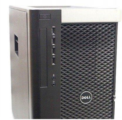 DELL PRECISION T7600 2xE5-2687W 8CRE 32GB 500GB 240SSD WIN 10 PRO