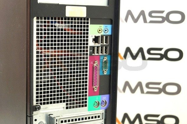 DELL Precision T3400 E8400 2x3.0GHz 4GB 120GB SSD DVD NVS Windows 10 Professional PL