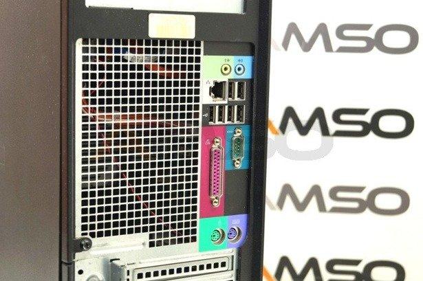 DELL Precision T3400 E8400 2x3.0GHz 4GB 240GB SSD DVD NVS Windows 10 Professional PL