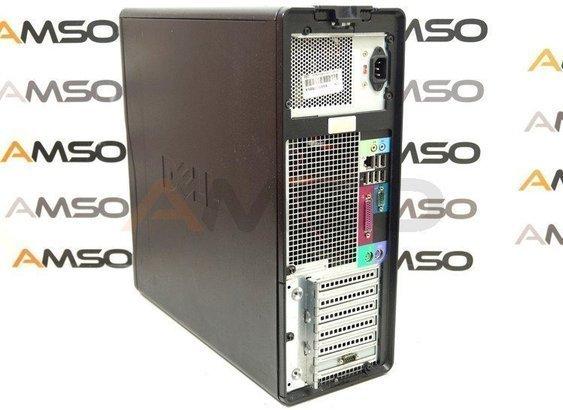 DELL Precision T3400 E8400 2x3.0GHz 4GB 500GB DVD NVS
