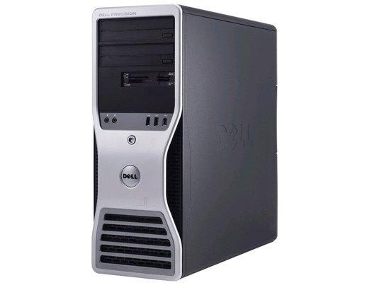 DELL T3400 E8400 4GB 240SSD DVD NVS WIN 10