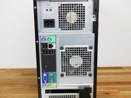 DELL T5500 E5620 12GB 500GB HDD NVS WIN 10 PRO