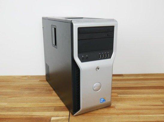 DELL T7400 XEON E5450 8GB 500GB NVS WIN 10 PRO