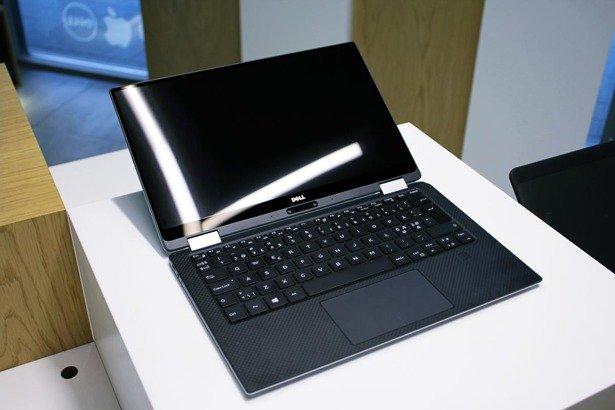 DOTYKOWY DELL XPS 13 9365 i7-8500Y 8GB 480GB SSD 4K WIN 10 HOME