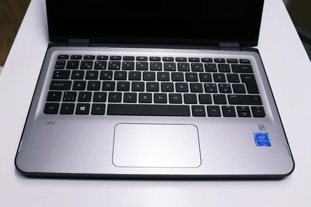 DOTYKOWY HP X360 310 G2 N3700 8GB 240GB SSD WIN 10 HOME