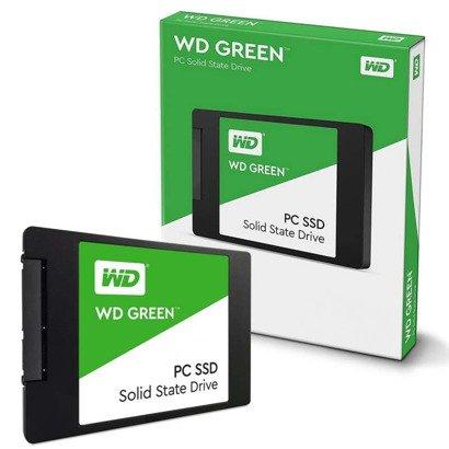 """DYSK SSD WD GREEN 2,5"""" 120GB"""