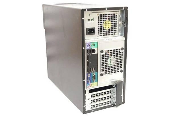 Dell Precision T1700 E3-1270v3 3.5GHz 16GB 500GB +120SSD DVD NVS