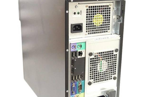 Dell Precision T1700 E3-1270v3 3.5GHz 8GB 240GB SSD DVD NVS Windows 10 Home PL