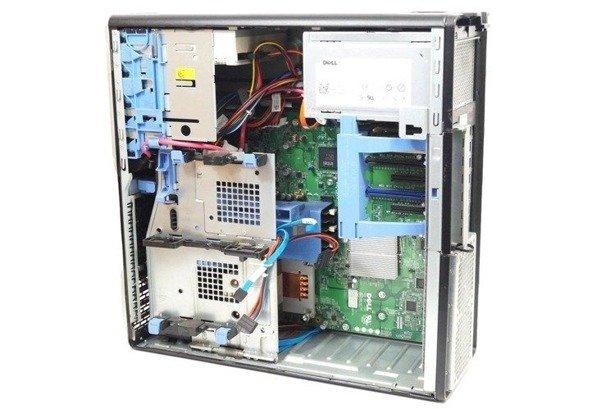 Dell Precision T3500 XEON W3530 4x2.8GHz 12GB 240GB SSD NVS DVD Windows 10 Professional PL