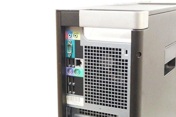 Dell Precision T3610 E5-1620v2 16GB 240GB SSD DVD NVS Windows 10 Professional PL