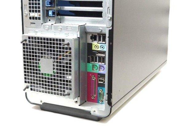 Dell Precision T7500 E5620 4x2.4GHz 8GB 240GB SSD DVD NVS Windows 10 Professional PL