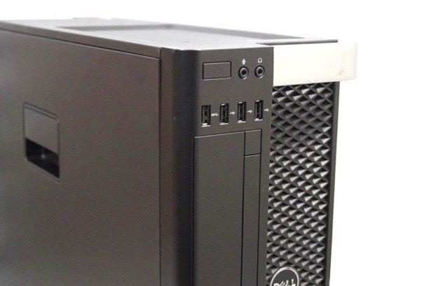 Dell Precision T7810 2x E5-2609v4 8x1.7GHz 32GB 500GB +480SSD NVS Windows 10 Professional PL