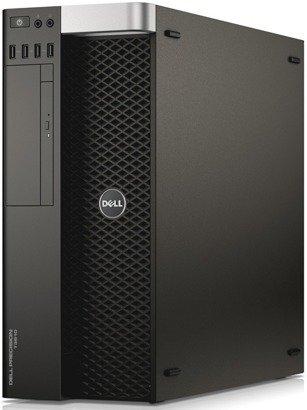 Dell T3610 E5-1600-v2 8GB 480GB SSD NVS Win 10 PRO