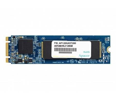 Dysk SSD Apacer 120GB AST280 M.2 2280 SATA III TLC