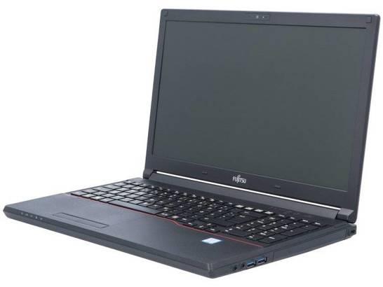 FUJITSU E556 i3-6100U 8GB 240GB SSD WIN 10 HOME