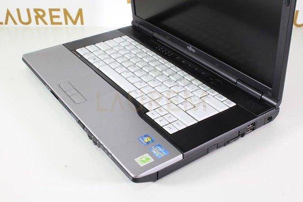 FUJITSU E752 i5-3230M 16GB 500GB WIN 10 PRO HD+
