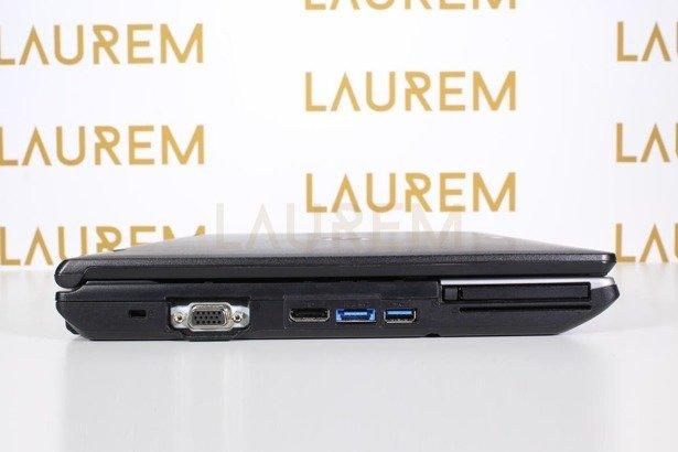 FUJITSU E752 i5-3230M 4GB 500GB WIN 10 HOME HD+