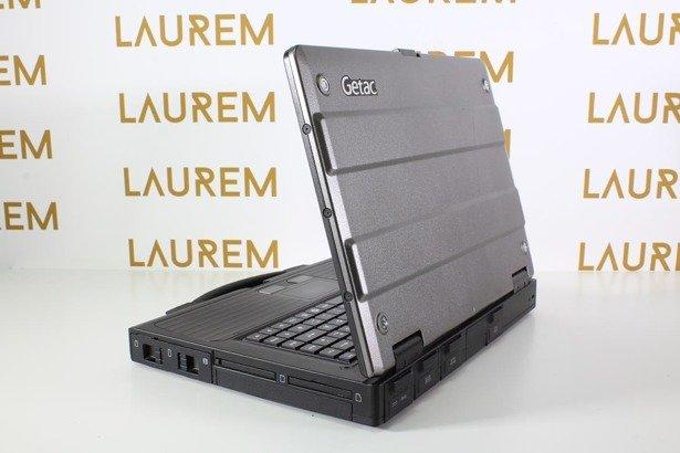 GETAC S400 i5-3320M 4GB 120GB SSD GT730 WIN 10 PRO