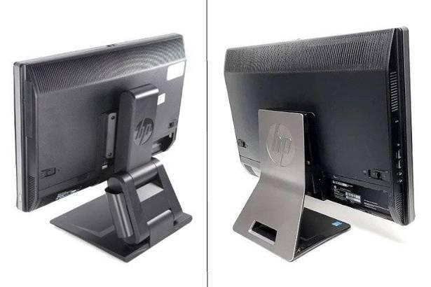HP 600 G1 AiO i3-4130 8GB 240GB SSD WIN 10 HOME