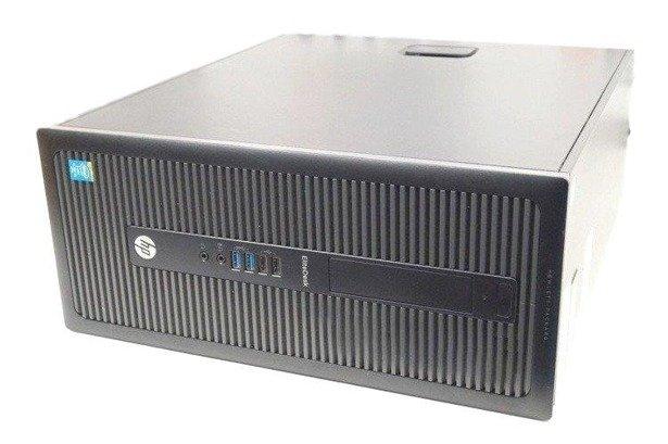 HP 800 G1 TW i7-4770 8GB 240/500GB GTX 1650 WIN10