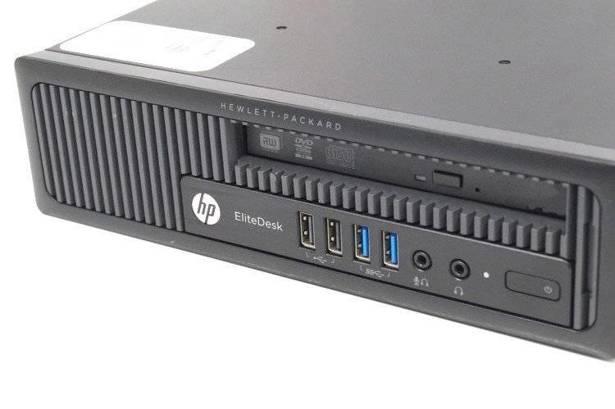 HP 800 G1 USDT i5-4570s 4GB 320GB
