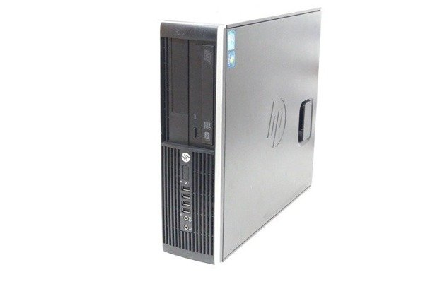 HP 8300 SFF i5-3470 8GB 120GB SSD WIN 10 HOME