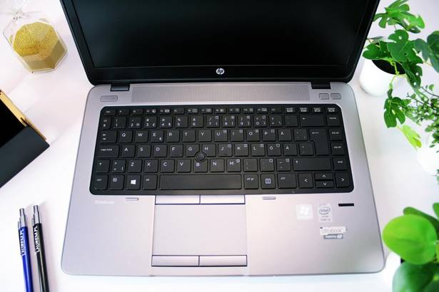 HP 840 G1 i5-4300U 4GB 256GB SSD HD+