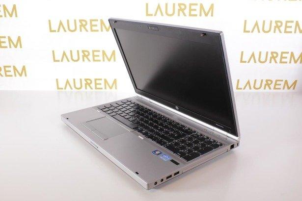 HP 8560P i7-2620M 4GB 128GB SSD 6400M HD+ WIN 10 HOME