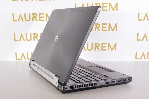 HP 8570W i7-3720Q 8GB 120SSD FHD K1000M WIN10 HOME
